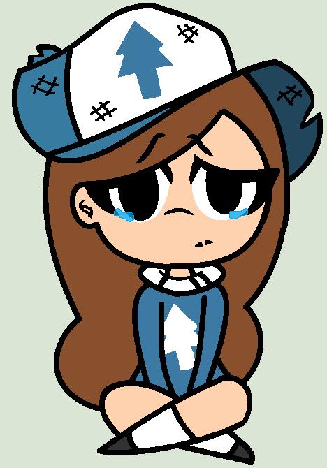 Sad Mable by SpirittheHedgehog333