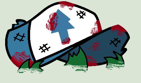 Dipper's hat by SpirittheHedgehog333