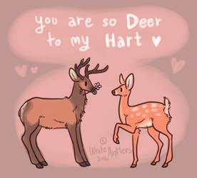Deer To My Hart