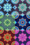 Free Girih Pattern