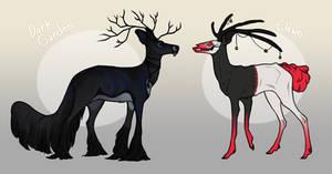 Halloween Deers