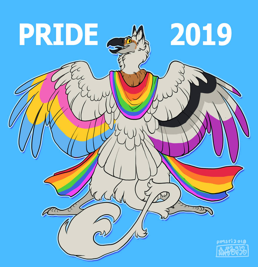Pride 2019 by Pimsri