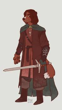 Doggo Aragorn