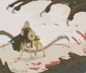 Rohirrim Centaur