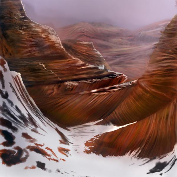 Rocks by Substantia-Nigra