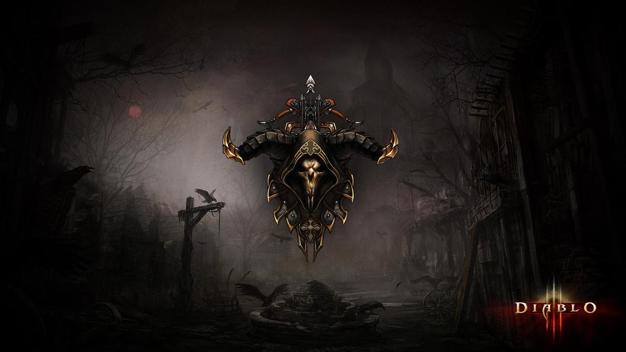 Diablo 3 DH Wall By MandoEwok On DeviantART