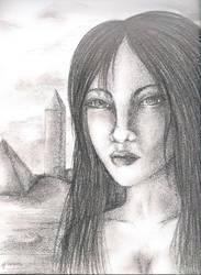 Ancient Eyes by tropicallili
