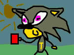Dr handz teh hedgehog by sonikku-fan-97