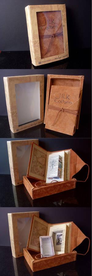 Tolkien Book + Package Design