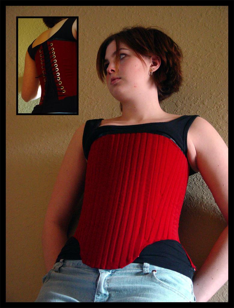 elizabethan corset 1 by immortalphoenix