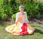 Creamsicle Dress