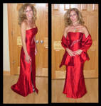 Corset Evening Gown