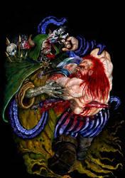 Warhammer w kolorze by Kwad-rat