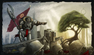 Commander Perun by Kwad-rat