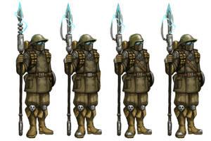 Perun Soldier by Kwad-rat