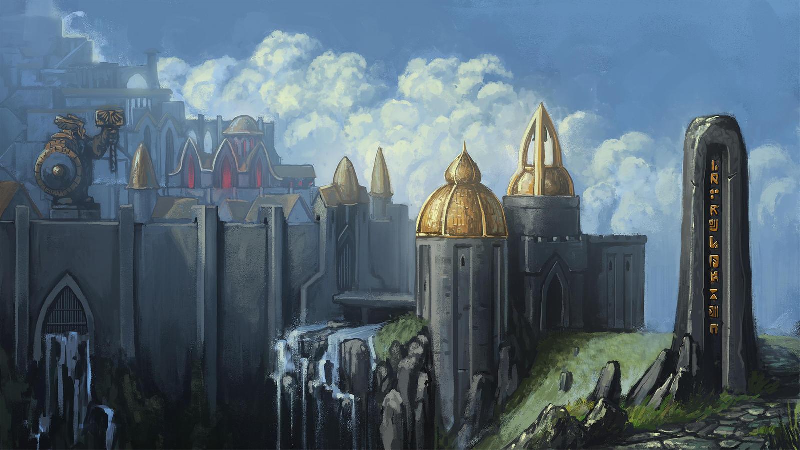 Dwarf Fortress by Kwad-rat