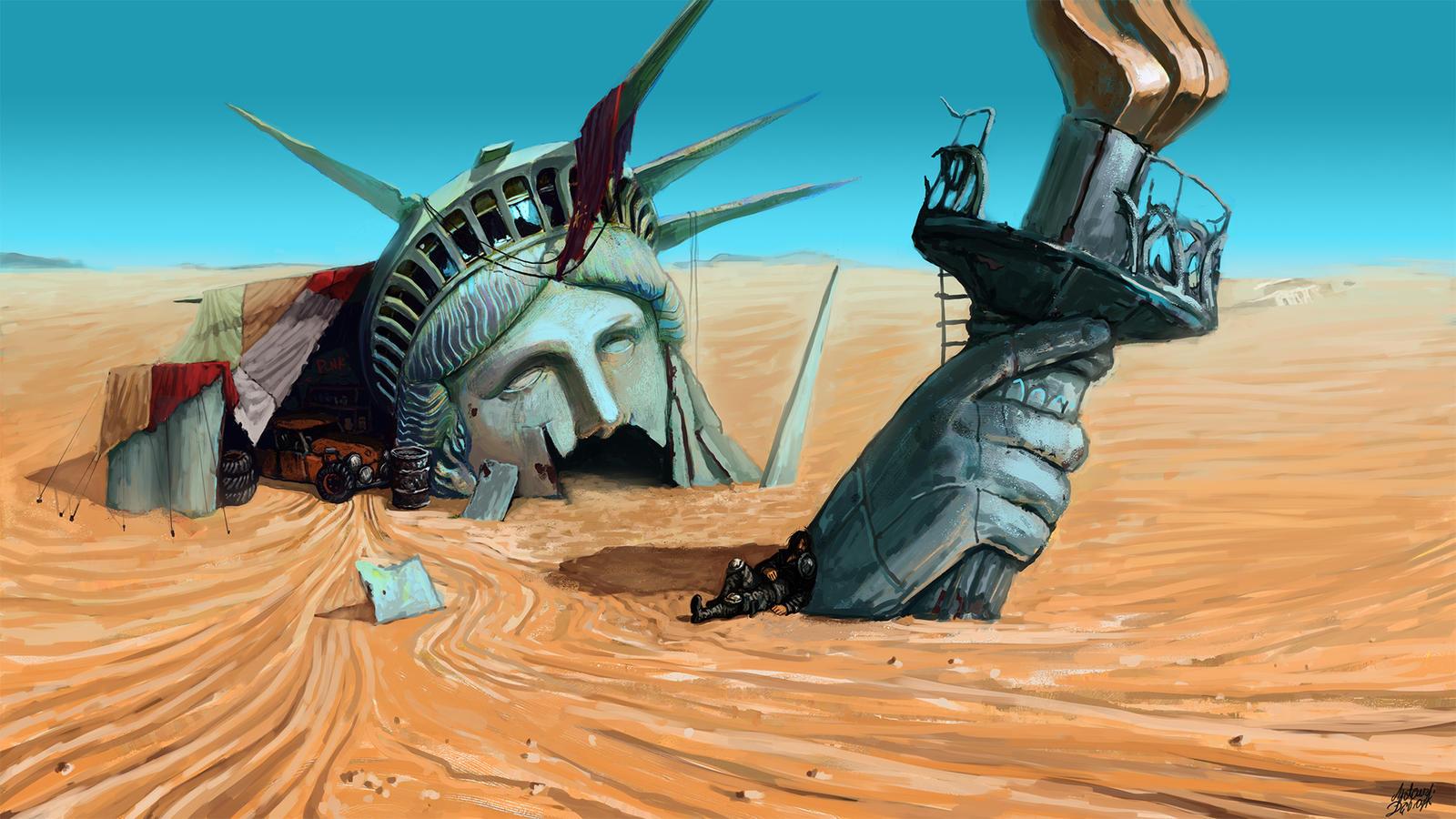 Price of liberty by Kwad-rat