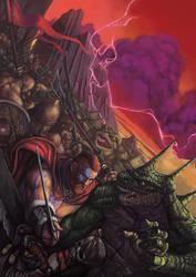 Argatoria Cover