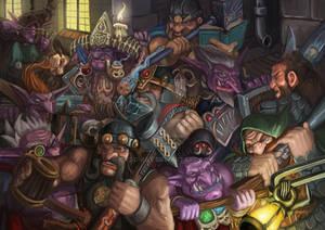 Dwarves and Goblins