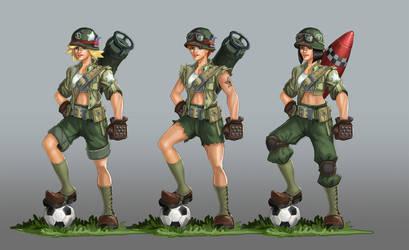 Bazooka Girls