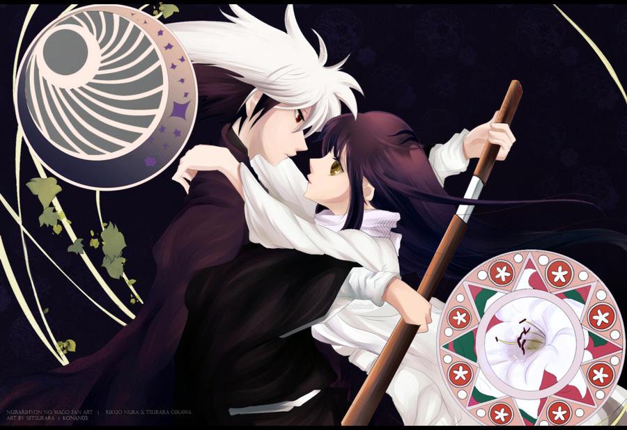 rikuo and yuki onna relationship poems