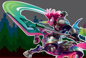 Arcade Hecarim - League of Legends by robellevstheworld