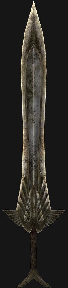 Elven Sword by RandomUploads28