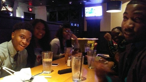 Dinning with Friends
