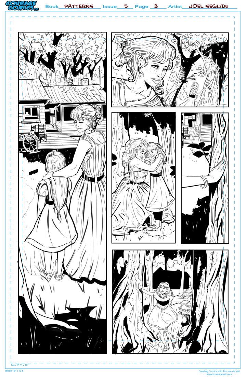 Patterns-pg 03 inks by joeljseguin