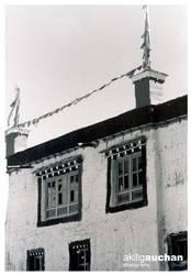 Typical Tibetan House