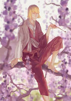 Bleach - Hirako Shinji by folie-0885