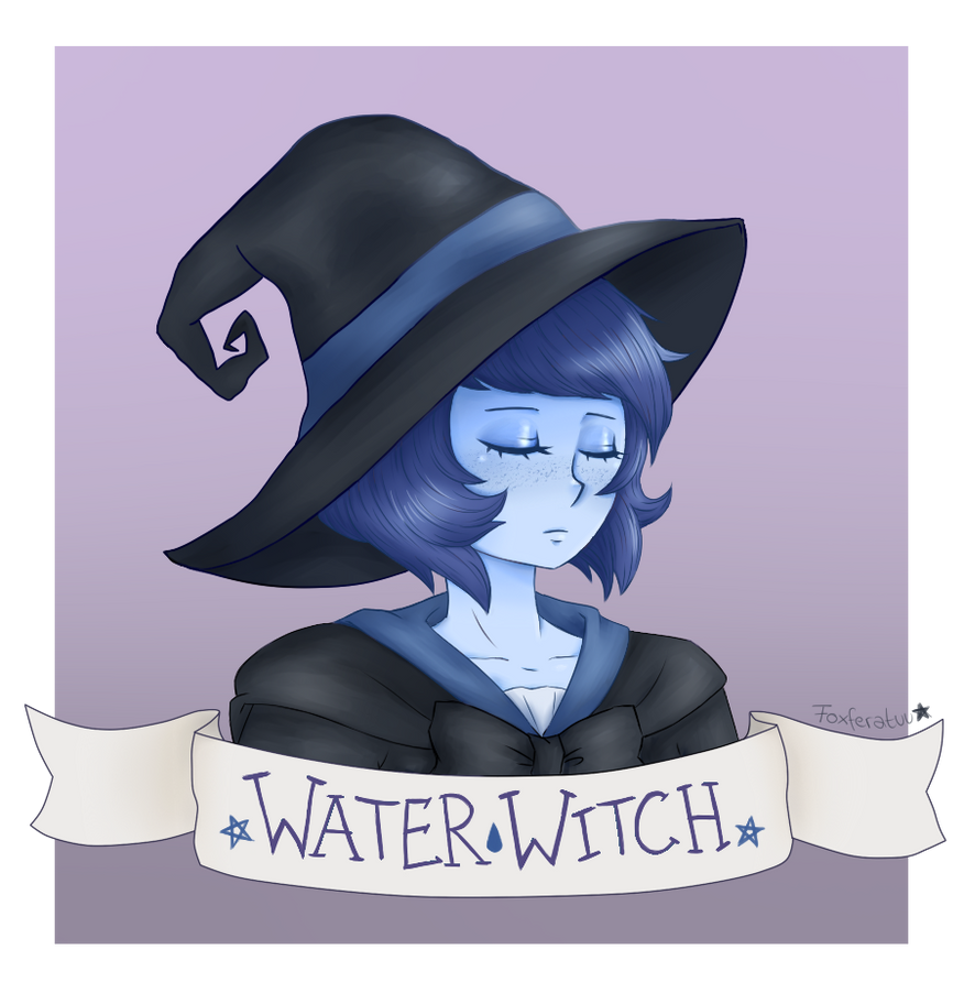 It's almost that time of the year again!      Just really wanted to draw Lapis as the water witch that she is