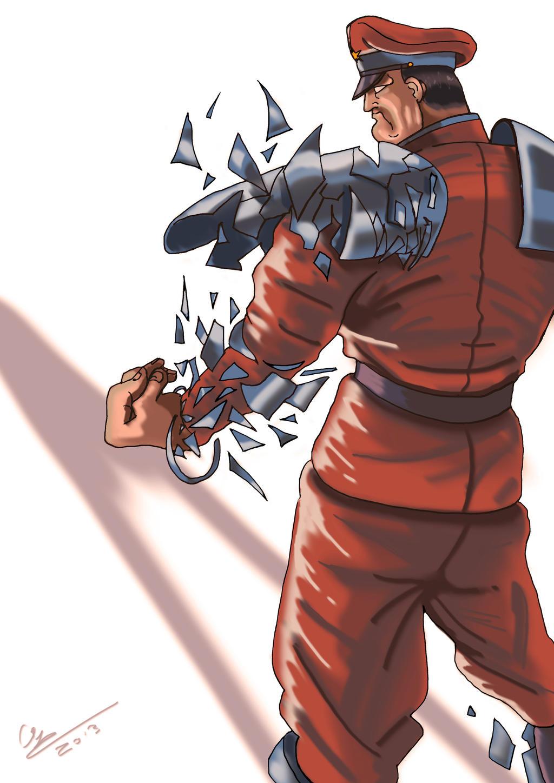 Armor break by Shadaloo1989