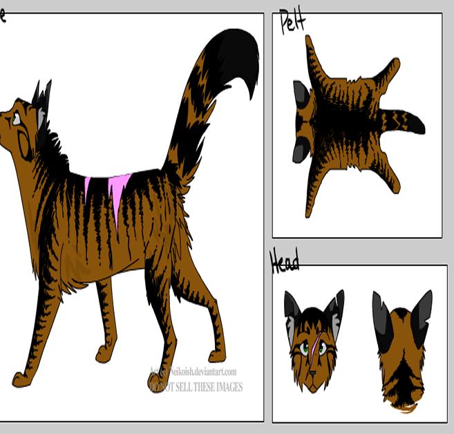 Avatar F3b Version 2: Blazefang Version 2 By Wolfluver78 On DeviantArt