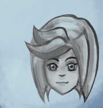 Vyra Face by MonstaHunta