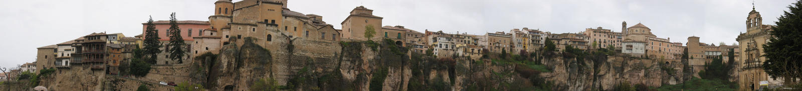 Cuenca panoramica by raspete