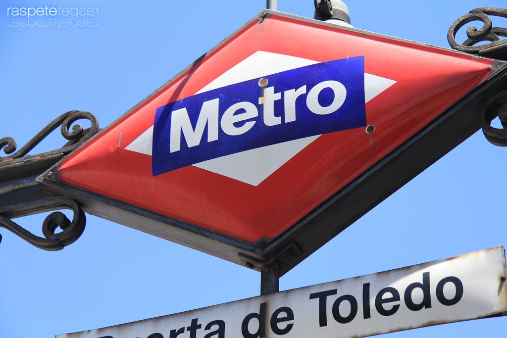 Puerta de Toledo by raspete