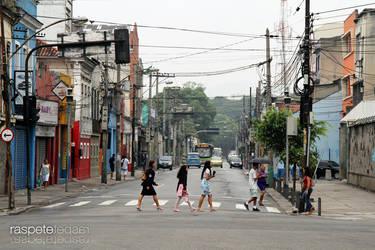 Sao Cristovao Road by raspete