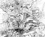 BritForce 2 Pencil Cover art