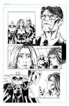 Stormchasers issue 6 pencils+inks p16