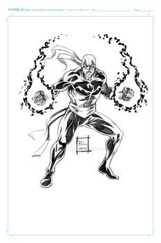 Iron Fist retro