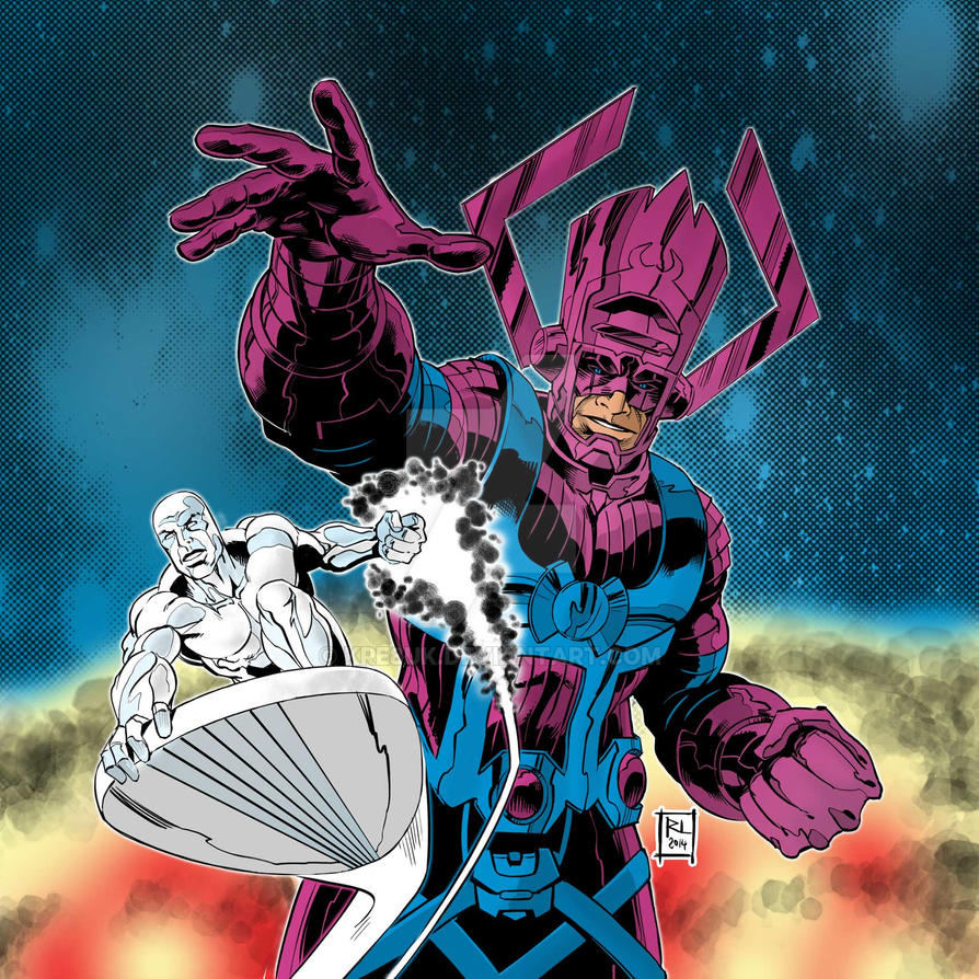 Galactus by kre8uk