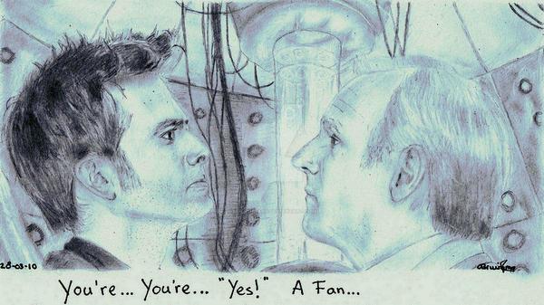 You're You're A Fan by eurasia-art