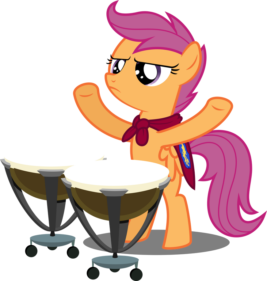 Drummerloo by ThunderElemental