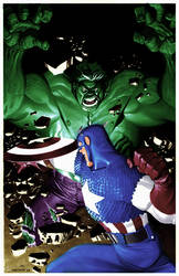 Hulk V Cap by Chriss2d colored by statman71