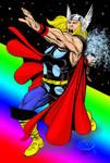 Thor by John Byrne