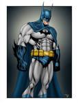 Batman Commission by statman71