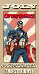 Captain America Wants YOU