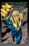Booster Gold by statman71