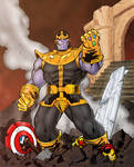 Thanos Triumphant Redux